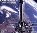 UNSC Orbitale Verteidigungsplattform