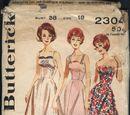 Butterick 2304