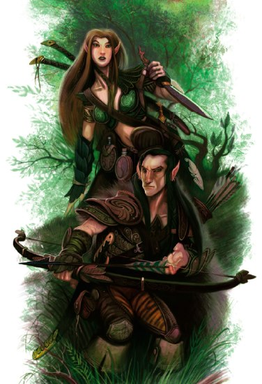 Elf - D&D4 Wiki, the D&D 4th edition wiki