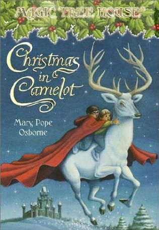 Christmas In Camelot The Magic Tree House Wiki