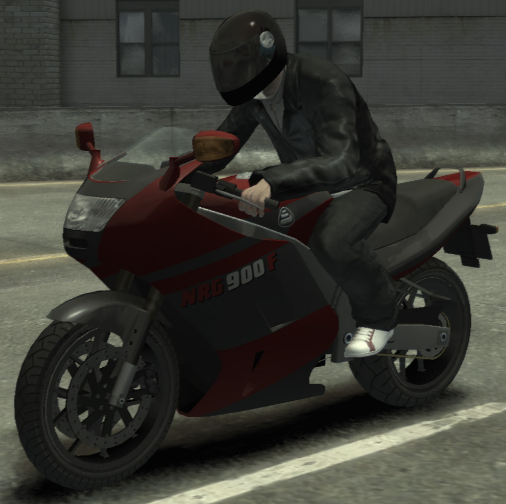 Bikes Gta Online NRG from GTA IV
