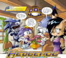 Archie Sonic the Hedgehog Issue 195