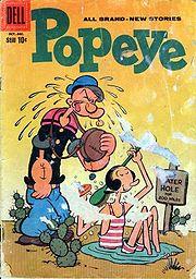Popeye Comic