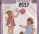 Simplicity 8537 A