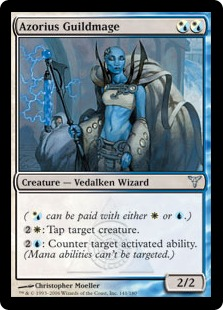 Azorius Guildmage - The Magic: The Gathering Wiki - Magic ... Planeswalker Activated Ability