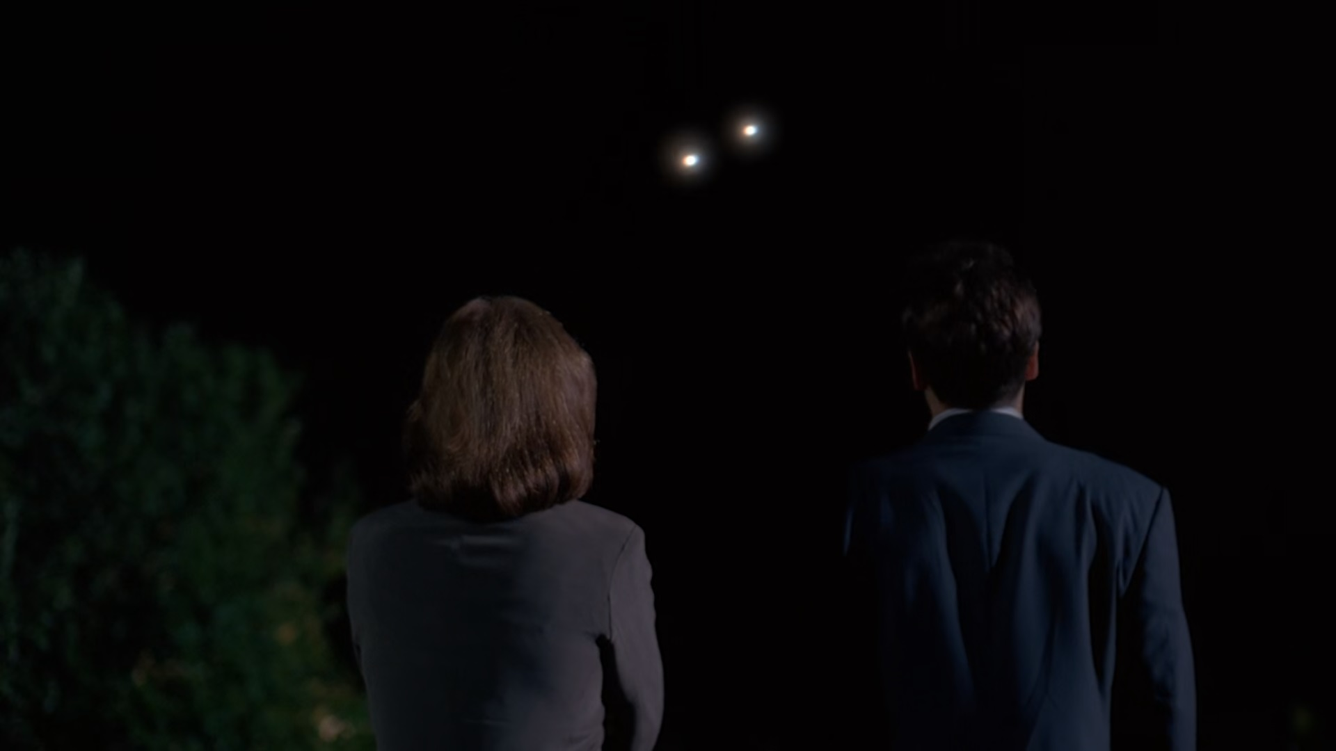 Deep throat - mulder - scully - x-files