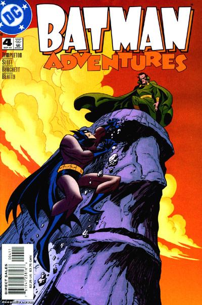 batman adventures vol 2 4 dc comics database. Black Bedroom Furniture Sets. Home Design Ideas