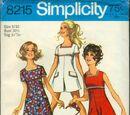 Simplicity 8215