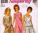 Simplicity 6539