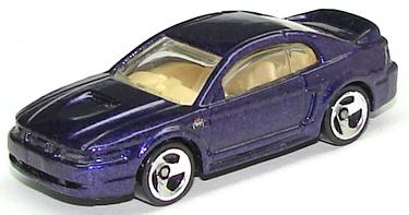 Hot Wheels 1999 99 Mustang   Hot Wheels 1999 First