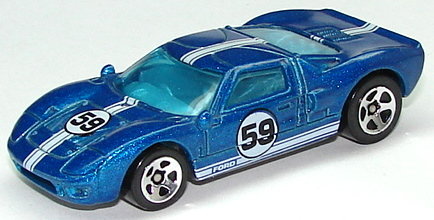 Ford Sports Car 2000 >> Ford GT-40 - Hot Wheels Wiki