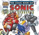 Archie Sonic the Hedgehog Free Comic Book Day 2008