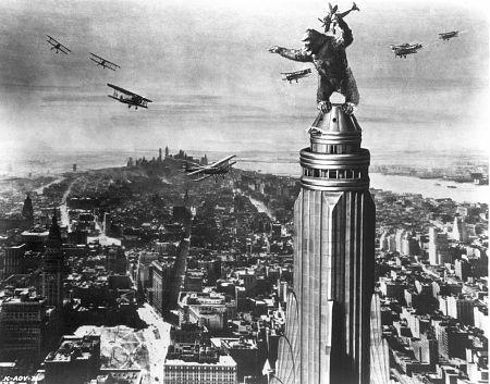 King Kong (1933 film) - King Kong Wiki King Kong Empire State Building With Girl