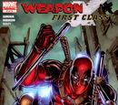 Weapon X: First Class Vol 1 2