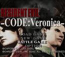 CODE:Veronica minigames