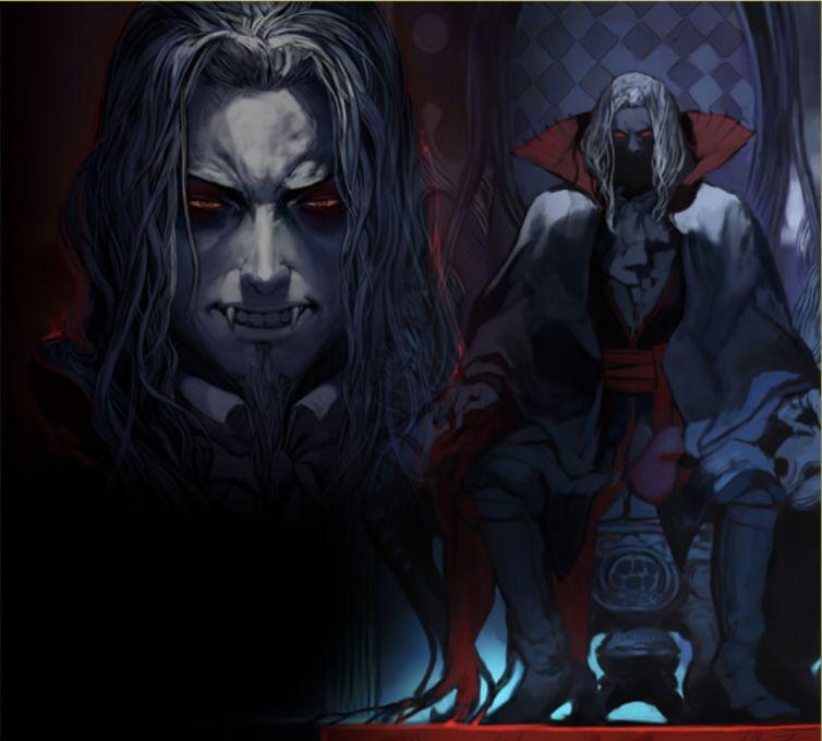 castlevania symphony of the night wallpaper hd