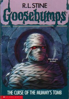 Goosebumps -5 The Curse of the Mummy's Tomb