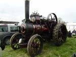 Fowler tractor no 14012 Lord of the Isles reg CE 7818 at R