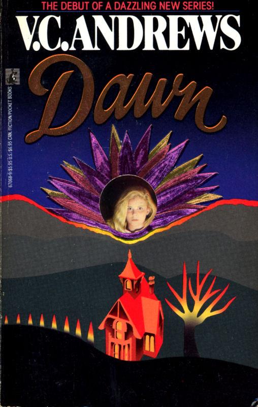 Vc Andrews Book Cover Art : Dawn v c andrews wiki