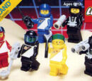 Minifigures introduced in 1988