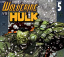 Ultimate Wolverine vs. Hulk Vol 1 5