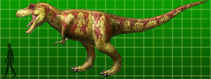 Tarbosaurus - Dinosaur King