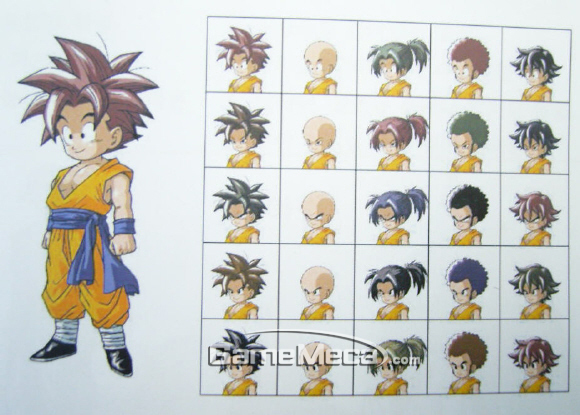 Hair Styles Online: Dragon Ball Online Wiki