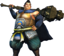Dynasty Warriors 6 Character Images