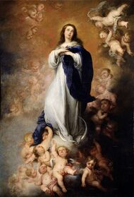 Murillo immaculate conception