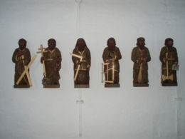 Jelling Kirke 9 Apostle
