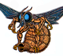 Ghouls 'n Ghosts Enemy Images