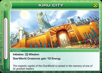 Bahia killer Kiru-City