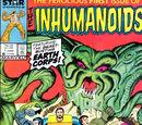 Inhumanoids Vol 1 1