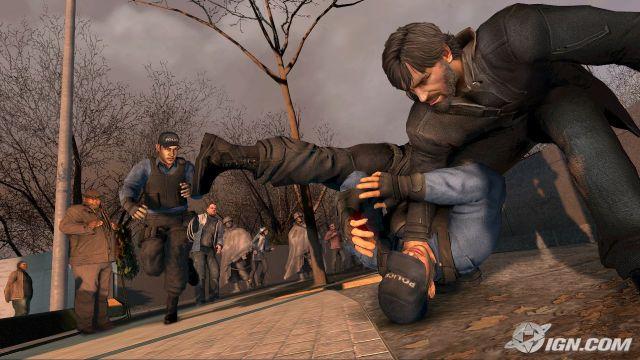Splinter Cell: Conviction - Tom Clancy Wiki