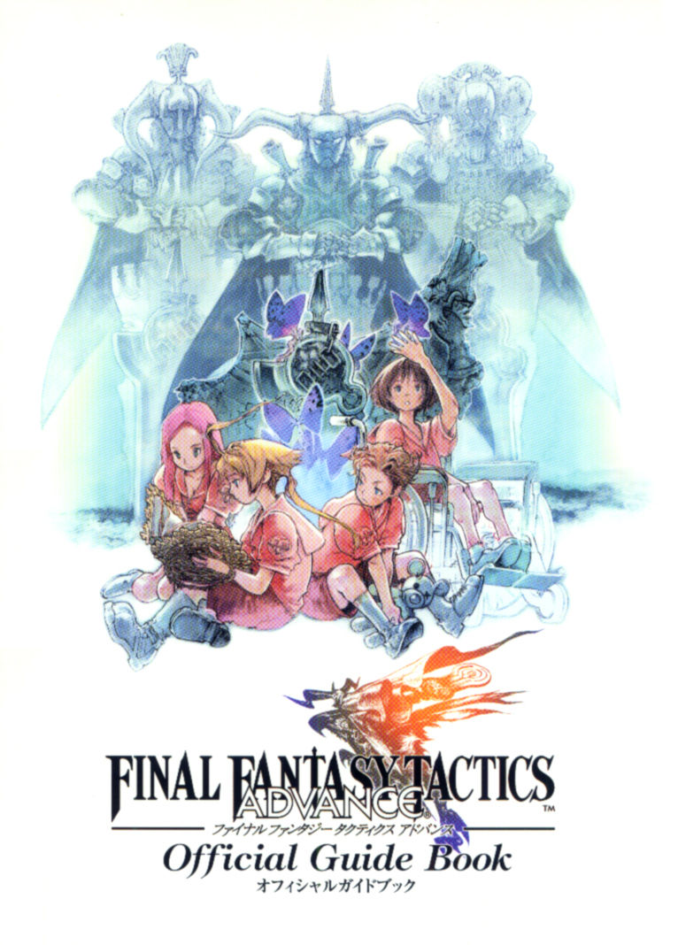Final Fantasy Tactics Advance Map Guide Final Fantasy Tactics Advance