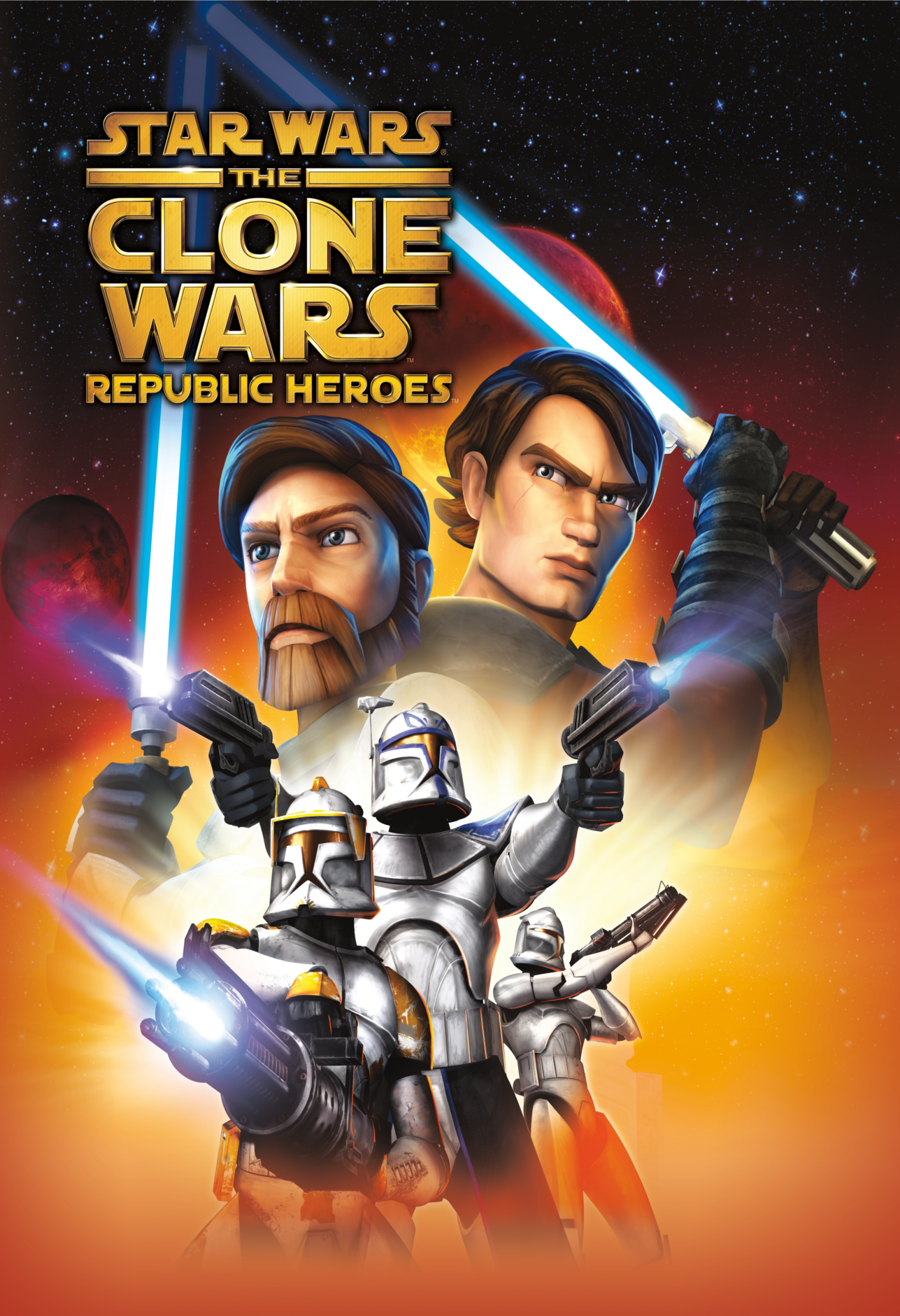 star wars the clone wars republic heroes  swgames the