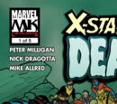 X-Statix Presents: Dead Girl Vol 1 1