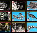 Topps/Card Set 1 P10 - Card Set 2 P1