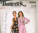 Butterick 3083 A