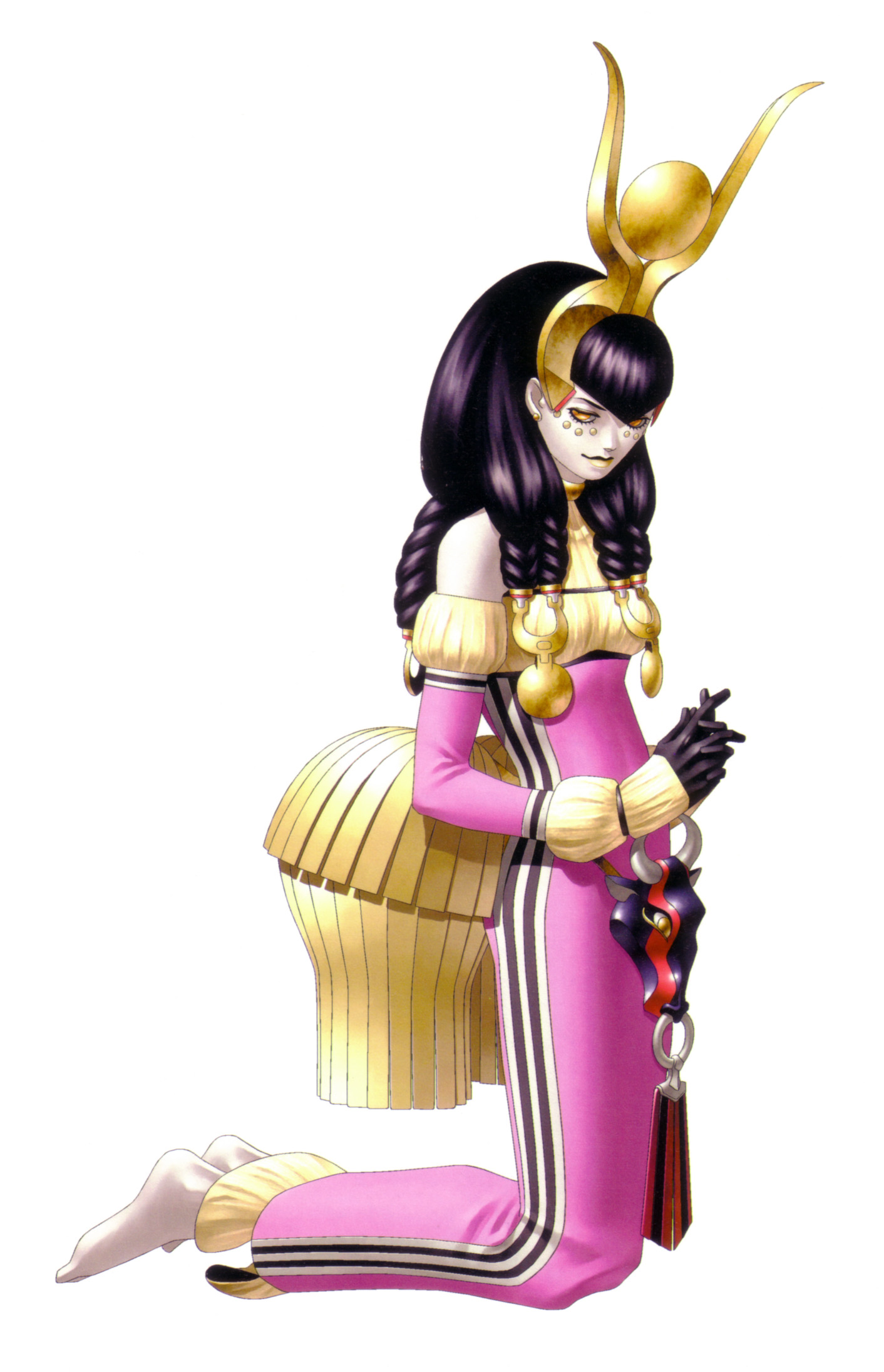 Hathor Megami Tensei Wiki A Demonic Compendium Of Your True Self