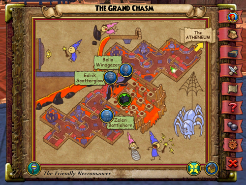 wizard 101 wizard city history books quest