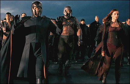 X-Men Alle Mutanten