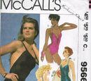 McCall's 9566 A