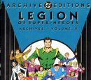 Legion of Super-Heroes Archives Vol. 2 (Collected)
