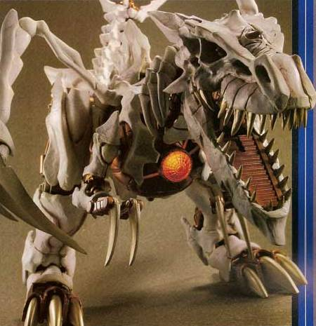 Motherbio2Zoids T Rex