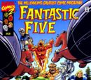 Fantastic Five Vol 1 2