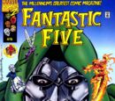 Fantastic Five Vol 1 5