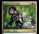 Sigiled Behemoth