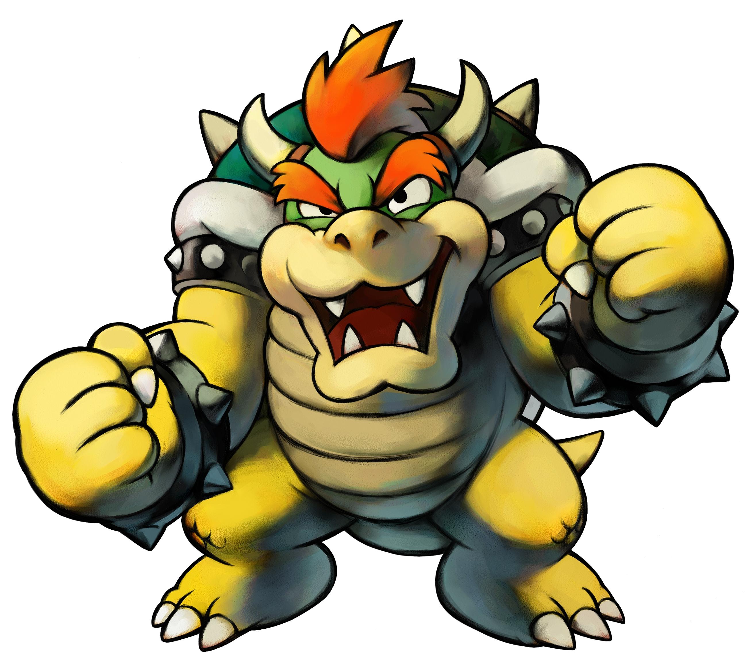 Bowser - Mario and Luigi Wiki