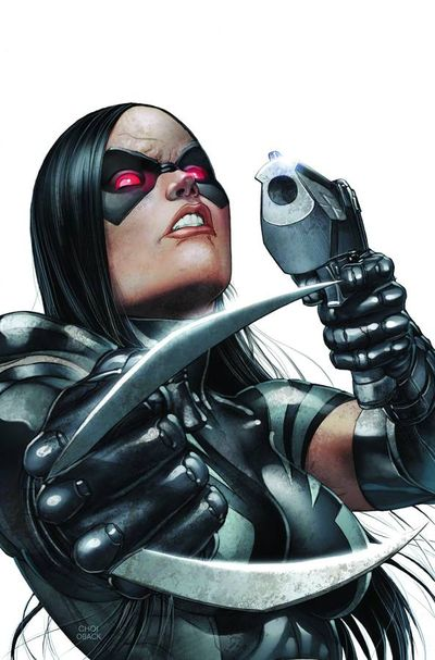 X-23 in her X-Force uniform   X 23